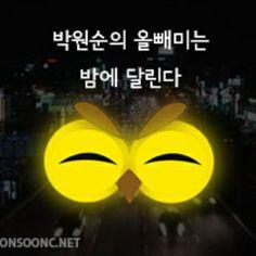 박원순의 올빼미는 밤에 달린다 #wonsoon #seoul #mayor #night #bus #owl #big #data #big_data #line #route #citizen #Minerva