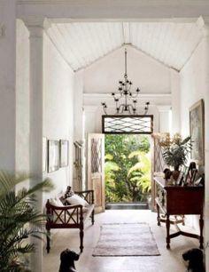 British Colonial Style - Design