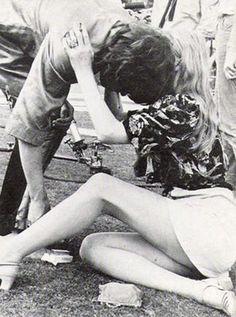 Marianne-Faithfull-and-Mick-Jagger