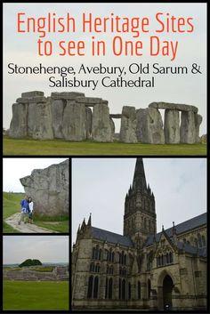 Top English Heritage Sites near London