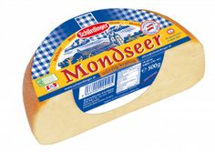 Mondseer - The taste of the cheese is close to Munster or Limburger despite its relative hardness. Each round of rich, buttery and creamy Mondseer weighs around twenty to thirty pounds. It is a very popular cheese in Austrian cuisine specially used in cheese salads, Brett´ljausen, heavy cheese platters and au gratin dishes.