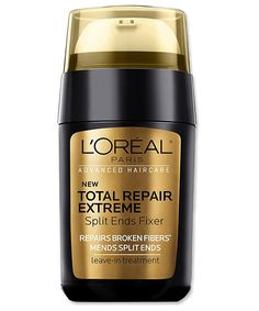 The Best Detox Products to Nurse Damaged Hair Back to Health - L'Oreal Paris Total Repair Extreme Split Ends Fixer from #InStyle