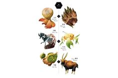 Start of Autumn Squirrel, Frost's Descent Goat, Major Cold Eagle… The illustrator Cinyee Chiu has put a creatively beautiful and magical new take on the 24 solar terms of the traditional Chinese calendar.