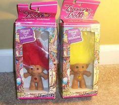 Troll dolls!