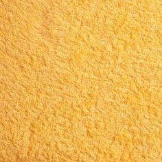 Frottee, Oeko-Tex Standard 100, gelb