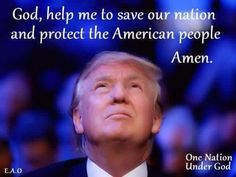 AMEN! Thank You Jesus that You put leaders in place and I will pray that President Trump  turns our country back to You.