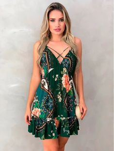 Trendy Dresses, Cute Dresses, Casual Dresses, Summer Dresses, Look Casual Chic, Casual Looks, Casual Wear, Chic Outfits, Fashion Outfits