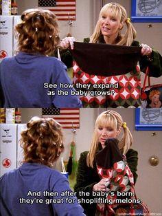 Friends - Phoebe Buffay <3