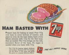Ham Basted With 7up   Flickr - Photo Sharing!