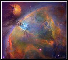 Orion Nebula - September 2007