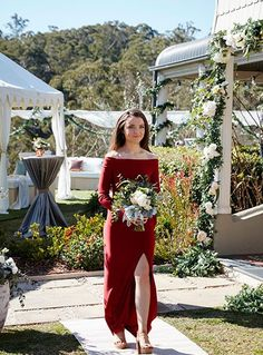 Evie (Phillippa Northeast) Social Media Stars, Bridesmaid Dresses, Wedding Dresses, Evie, Home And Away, Soaps, Got Married, Famous People, Relationships