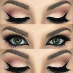 Wonderful Eye Makeup Tutorial
