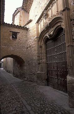 Baeza, Jaén. Patrimonio de la Humanidad. España