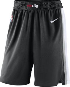 ee7105f049d Nike Portland Trail Blazers Icon Edition Swingman Men s NBA Shorts Man  Icon