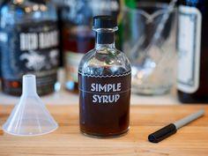 Studio Neat's Simple Syrup Kit