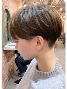 Pin on 刈り上げ Pin on 刈り上げ Boy Haircuts Long, Toddler Boy Haircuts, Little Boy Haircuts, Boys Long Hairstyles Kids, Shot Hair Styles, Curly Hair Styles, Two Block Haircut, Tomboy Hairstyles, Girl Short Hair
