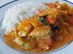Kochen kann so leicht sein: Gemüse-Puten-Pfanne mit Feta