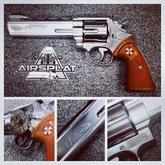 AirSplat Certified Pre-Owned: Tanaka Umbrella Edition Gas Revolver! Call in to order today! (626) 539-3900 http://www.airsplat.com/Items/AS-CPO-CA-095.htm Check out more of AirSplat's CPO items! http://www.airsplat.com/Categories/PRE-OWNED.htm