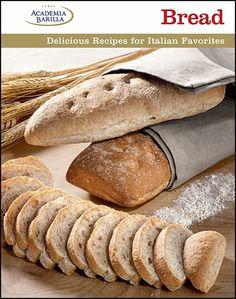 Academia Barilla Great Little Cookbooks: Bread