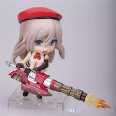 Donnatoyfirm PVC Q Version God Eater 2 Japanese Anime Figure 10cm #401 Alisa Ilyinichna Omela Action Figure Online with $22.72/Piece on Donnatoyfirm's Store | DHgate.com