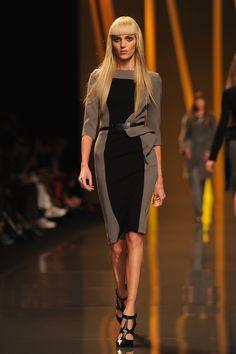 Optical Illusion Dresses  #StellaMcCartney