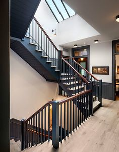 Back in June '14 Jo featured the really beautiful Hicks Street townhouse by New York firm   Kev...