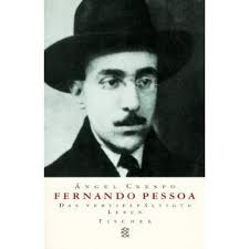 "German translation of the spanish biography of Fernando Pessoa by Ángel Crespo, ""La vida plural de Fernando Pessoa""."