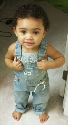 Jasmine :) pretty mixed baby girl. Mexican and African American