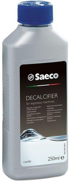 SAECO CA6700 DECALCIFICANTE LIQUIDO PER MACCHINE CAFFE' 250ML