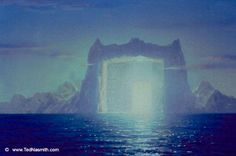 Ted Nasmith - The Gates of Morning