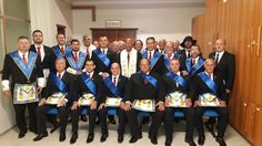 RITO    BRASILEIRO   DE MAÇONS ANTIGOS LIVRES E ACEITOS - MM.´.AA.´.LL.´.AA.´.: Guardiões da Arca em festa com a chegada dos seus ...