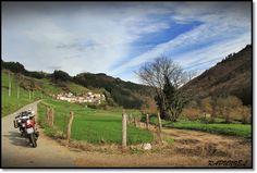 Explorando el Paraíso en moto #ruta #route #Asturias #ParaísoNatural #NaturalParadise #Spain