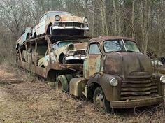 Resultado de imagen para autos abandonados