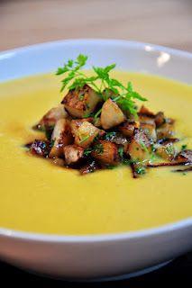 Für die 1001 Nacht Dinner Party: Marokkanische Linsen-Ingwer Suppe
