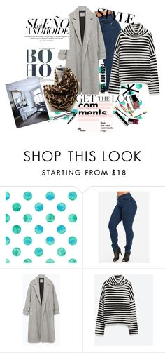 """Magazine style"" by naturallydee ❤ liked on Polyvore featuring Zara"