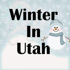Enjoy Utah!: Winter Activities