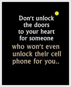 Don't unlock A Recovery from Narcissistic sociopath relationship abuse