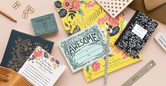 stationery Instagram account