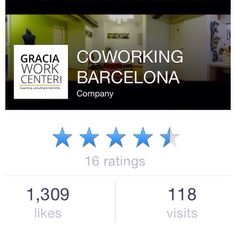 Have you liked us on Facebook yet? #coworking