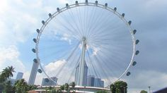 Fly to Singapore- Don't miss THE SINGAPORE FLYER