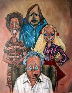 """All In The Family"" (by Paul Alexander)"