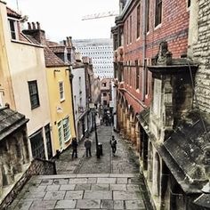 Christmas Steps, Bristol City Centre | 17 Bristol Bars You Must Drink In Before You Die