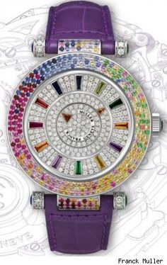 Franck Muller Mystery Double Four Seasons Watch