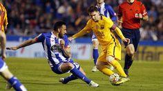 Deportivo - FC Barcelona (0-8)   FC Barcelona