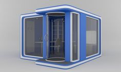 office container 3d model