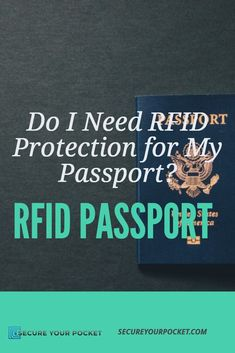 In this article, we are going to explore the details of whether you need RFID protection for your passport. Identity Fraud, Passport Number, Rfid Blocking Wallet, Very Clever, Card Reader, Shit Happens, Watch, Reading, News