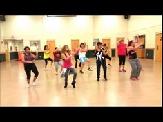 Booty by Jennifer Lopezfeat. Pitbull  - Dance Fitness with Erika Rivere