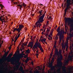 #abstract #abstractart #art #artwork #photography #contemporaryart #modern #modernart #black #red #dtlaart #cave #underground