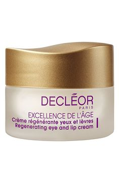 Decléor 'Excellence de L'Âge' Regenerating Eye & Lip Cream available at #Nordstrom