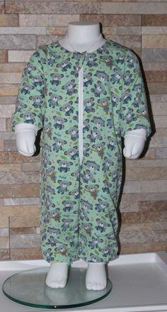 bcadd8a4cf Schlafanzug / Overall neu auf www.halalino.de #baby #schlafanzug #koala
